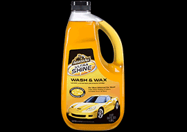 Ultra Shine wash & wax